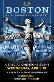 Boston: An American Running Story 2017