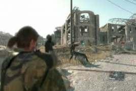 Metal Gear Solid V The Phantom