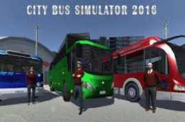 Fernbus Simulator 2016