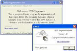 Hard Disk Serial Number Changer 1